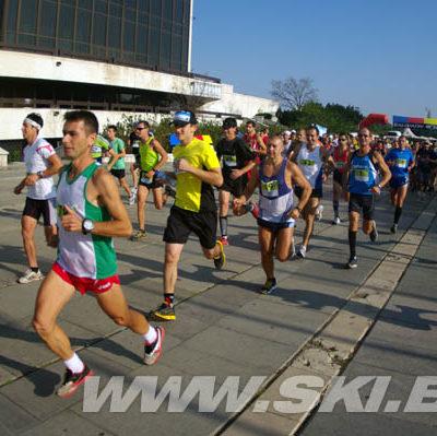 Vitosha Run returns to the National Palace of Culture