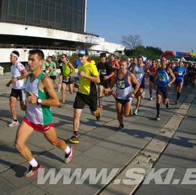 Vitosha Run returns to the National Palace of Culture